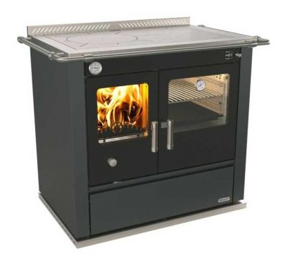 Termocucina a legna Rizzoli Serie ST con forno ST 90