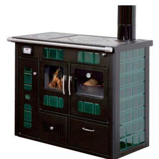 Cucina A Legna Lincar.Lincar Ilaria 703 T I Riscaldamento A Legna E Pellet